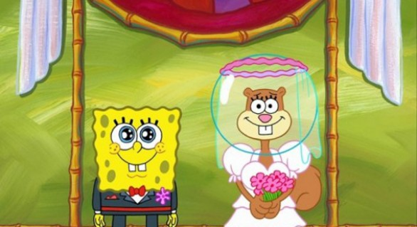 Q: Why Does Sandy Cheeks Risk Living At The Bottom Of The Sea?