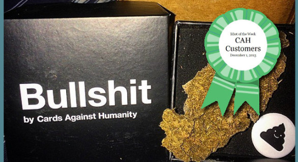 Cards Against Humanity Customers Are Idiots of the Week!